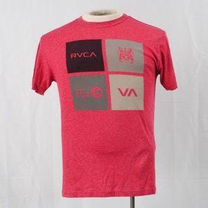 Red RVCA Tshirt